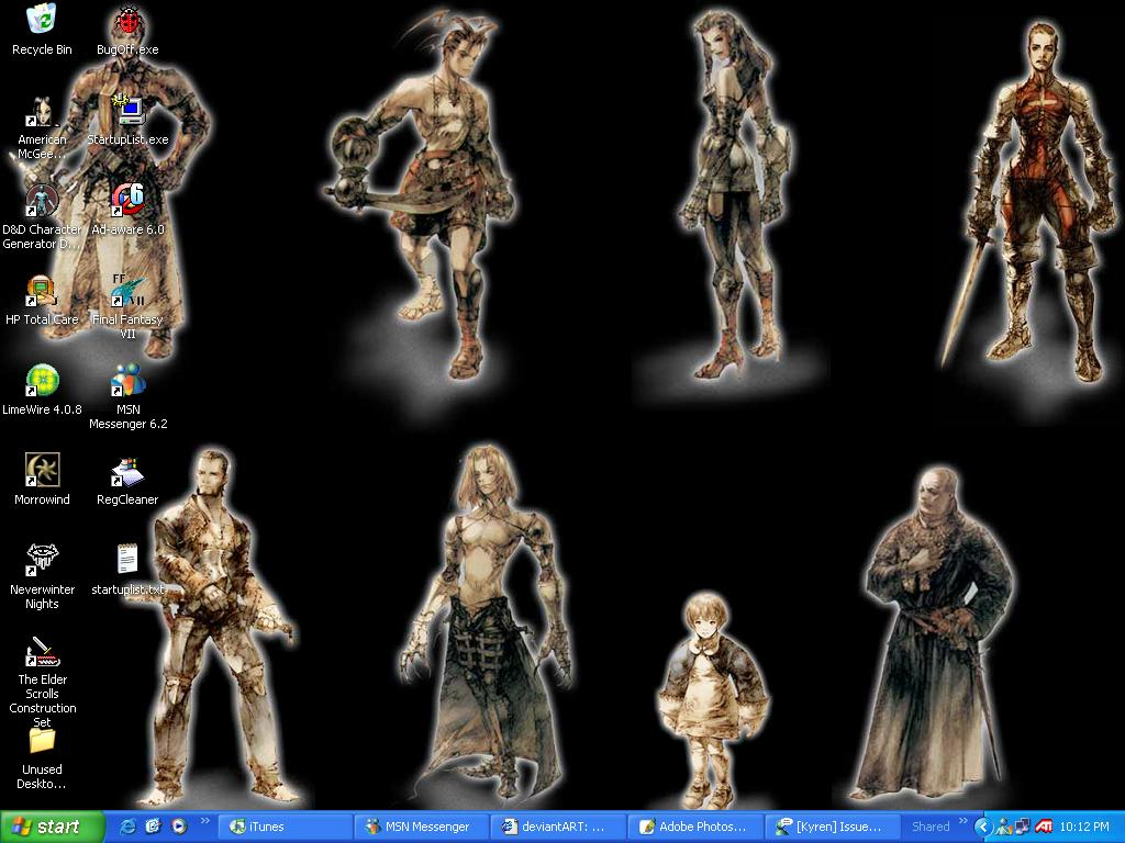 Vagrant Story Wallpaper Update by Gabriel Knight 1024x768