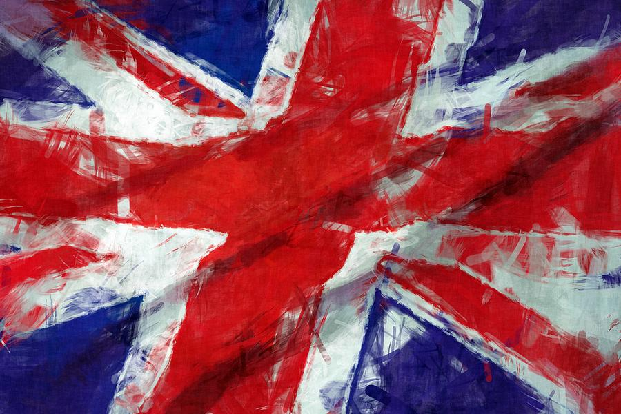 United kingdom flag art wallpaper and make this wallpaper for your 900x600