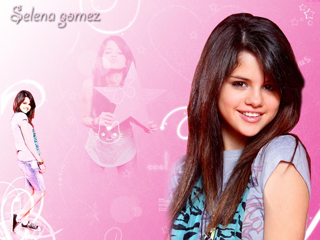 Selena Gomez Wallpaper 1024x768
