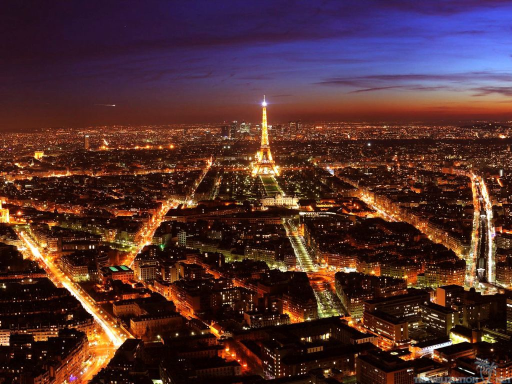 Paris France Cityscape Wallpapers 1024x768 pixel City HD Wallpaper 1024x768
