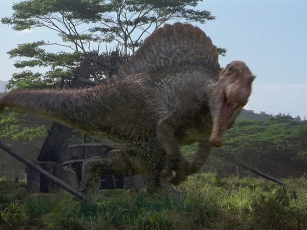 Jurassic park spinosaurus wallpaper wallpapersafari - Spinosaurus jurassic park ...