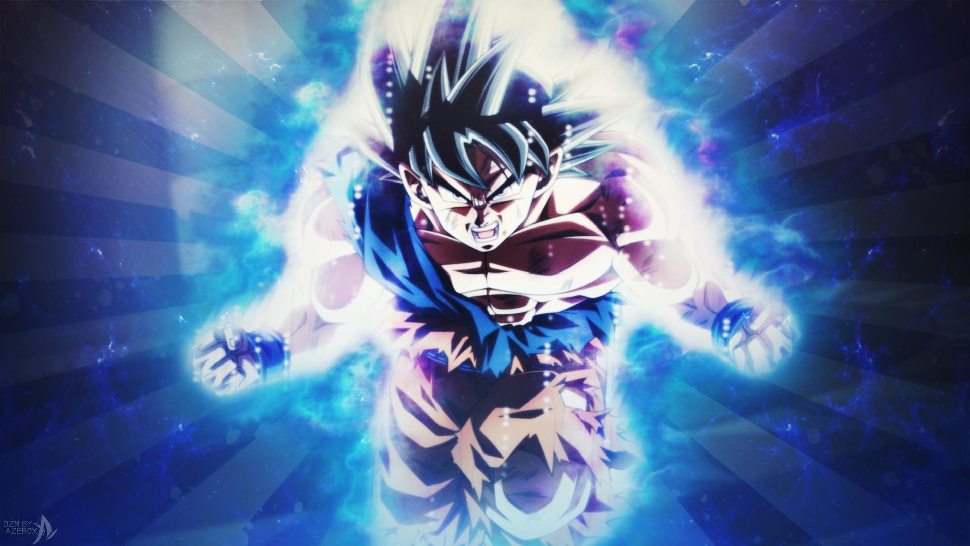 Goku Ultra Instinct Wallpapers 1920x1080