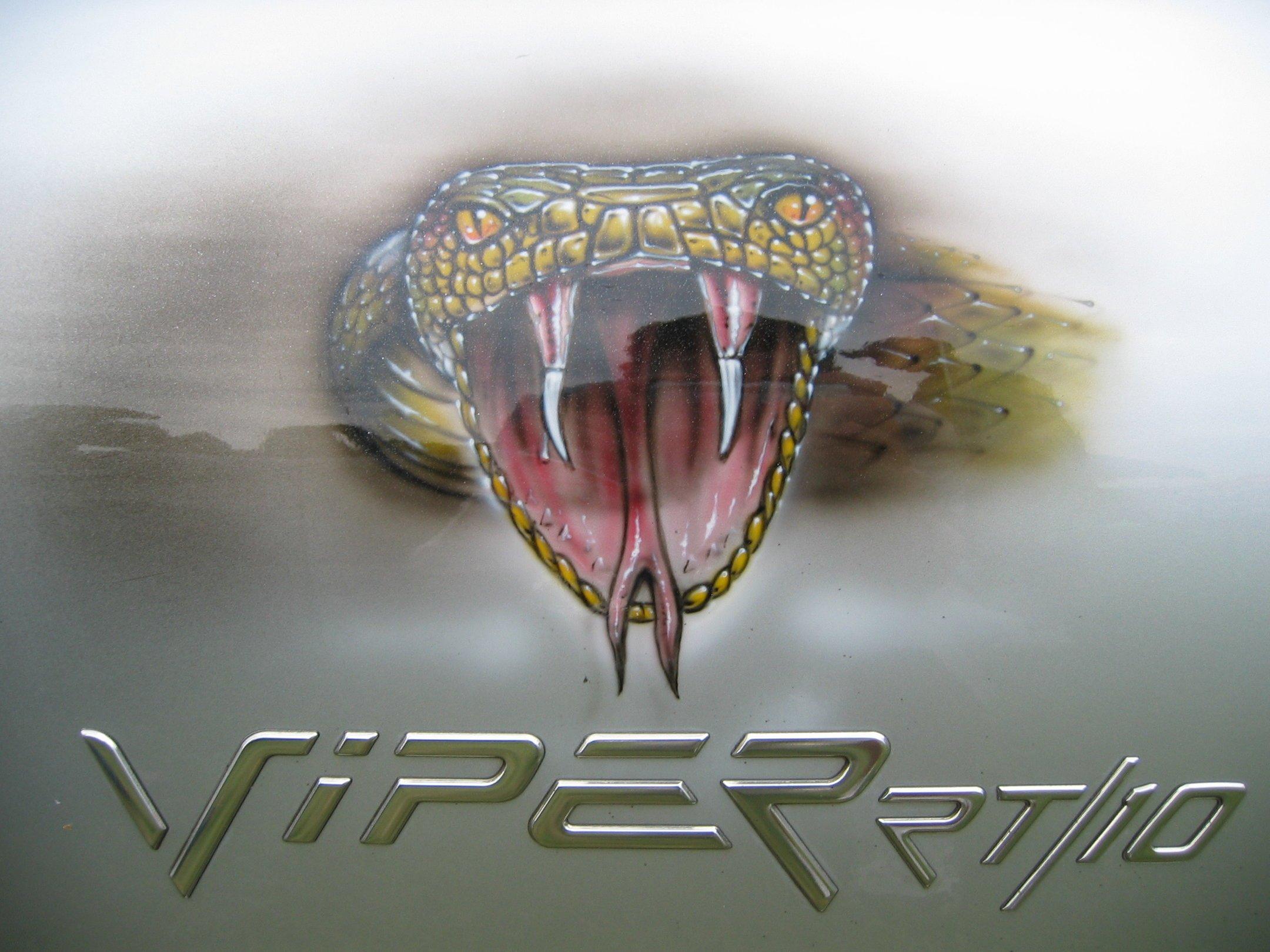 47 Dodge Viper Logo Wallpaper On Wallpapersafari