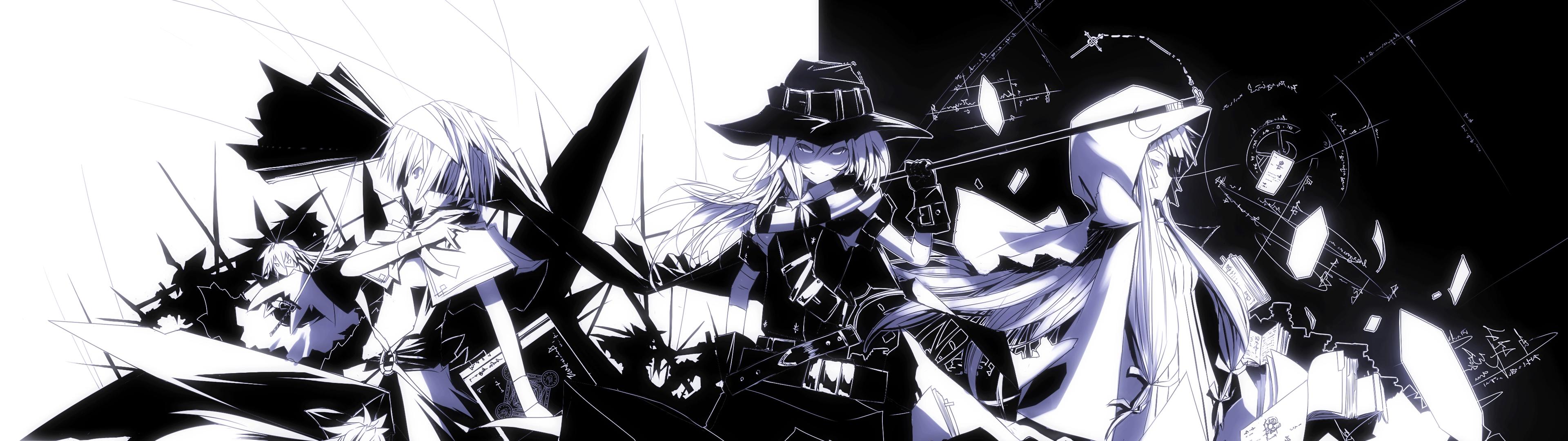 Dual Monitor Anime Wallpaper - WallpaperSafari