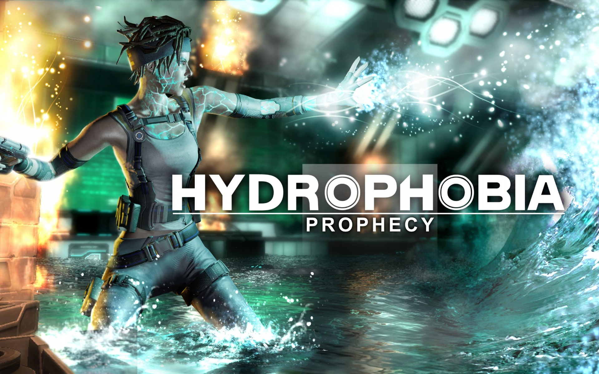 Hydrophobia Prophecy HD Wallpaper Background Image 1920x1200 1920x1200