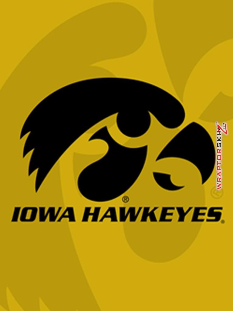 Iowa Hawkeyes Wallpaper 3d Ipad skin iowa hawkeyes 768x1024