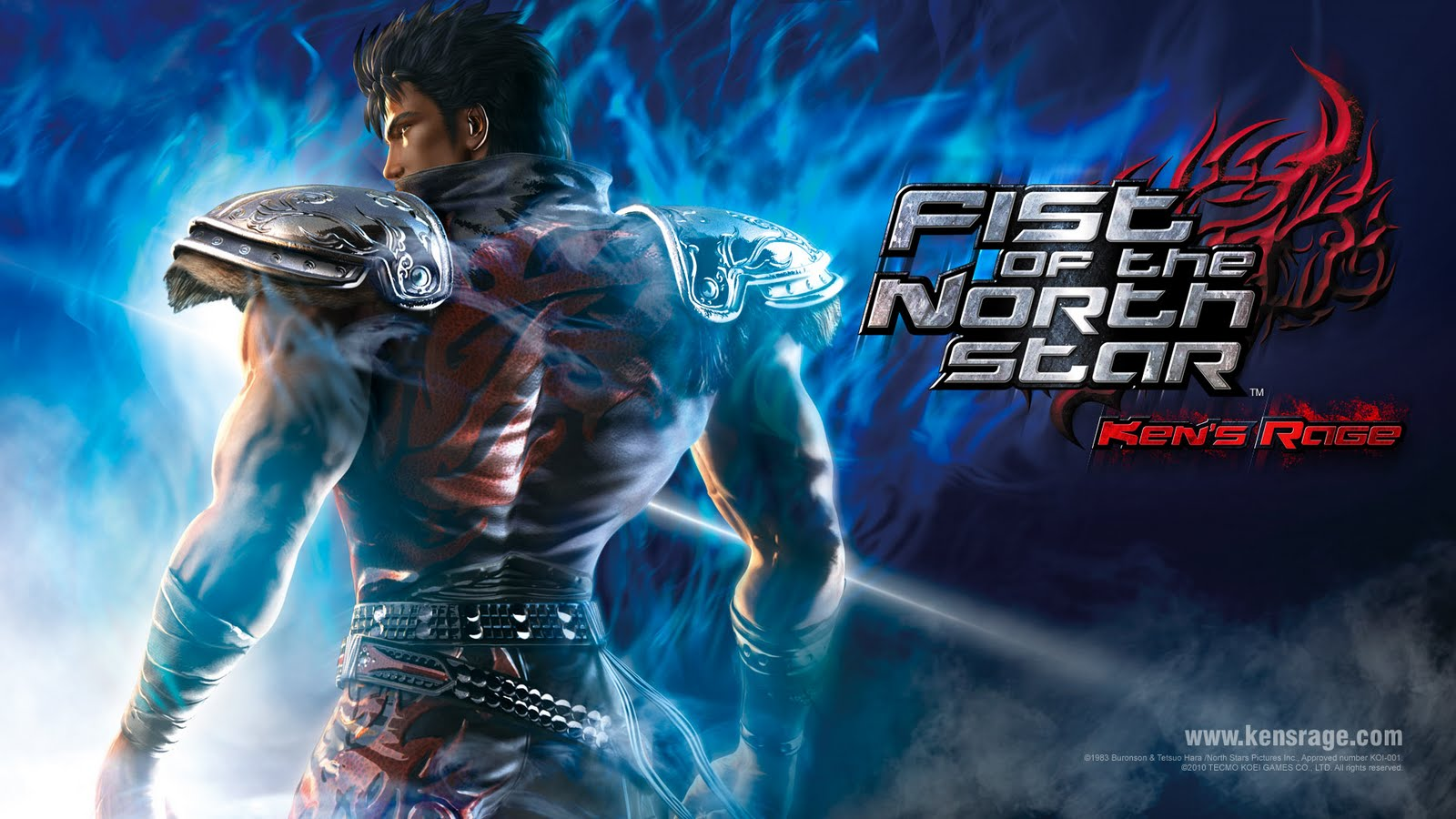 The Daily Zombies Fist Of The North Star Kens Rage Wallpaper 1600x900