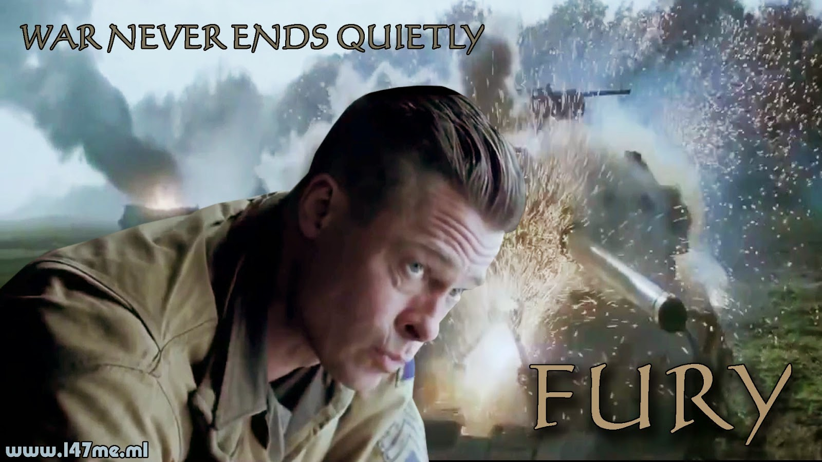 Fury New Movie 2014 Fury Wallpapers Included 147ME4EVER 1600x900