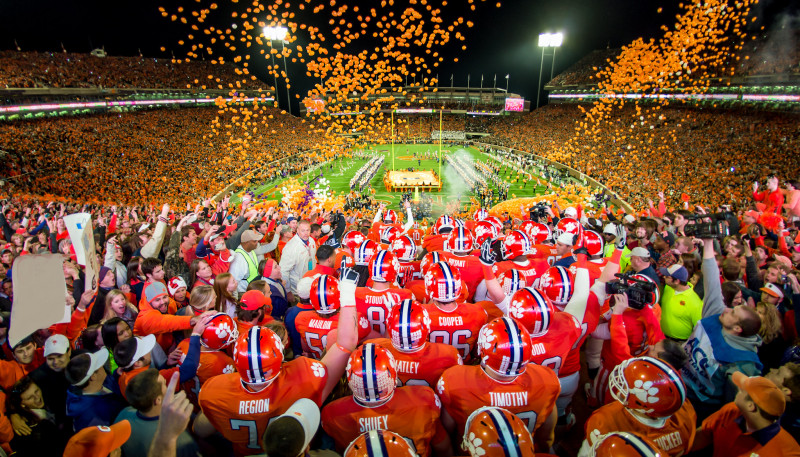 Clemson Tigers Wallpaper Pictures 800x457