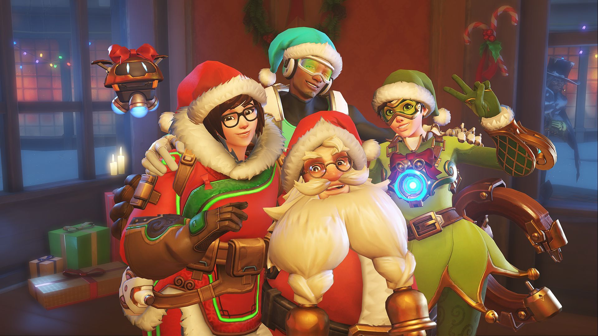 Fortnite Christmas Wallpapers   Top Fortnite Christmas 1920x1080