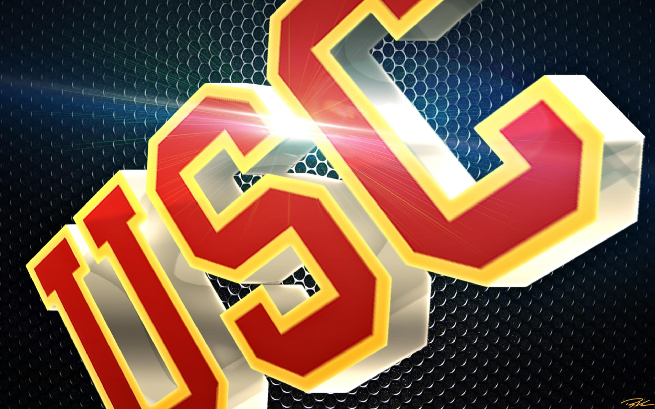 Wallpapers Download 2560x1600 FOOTBALL NCAA USC TROJANS Wallpaper 2560x1600