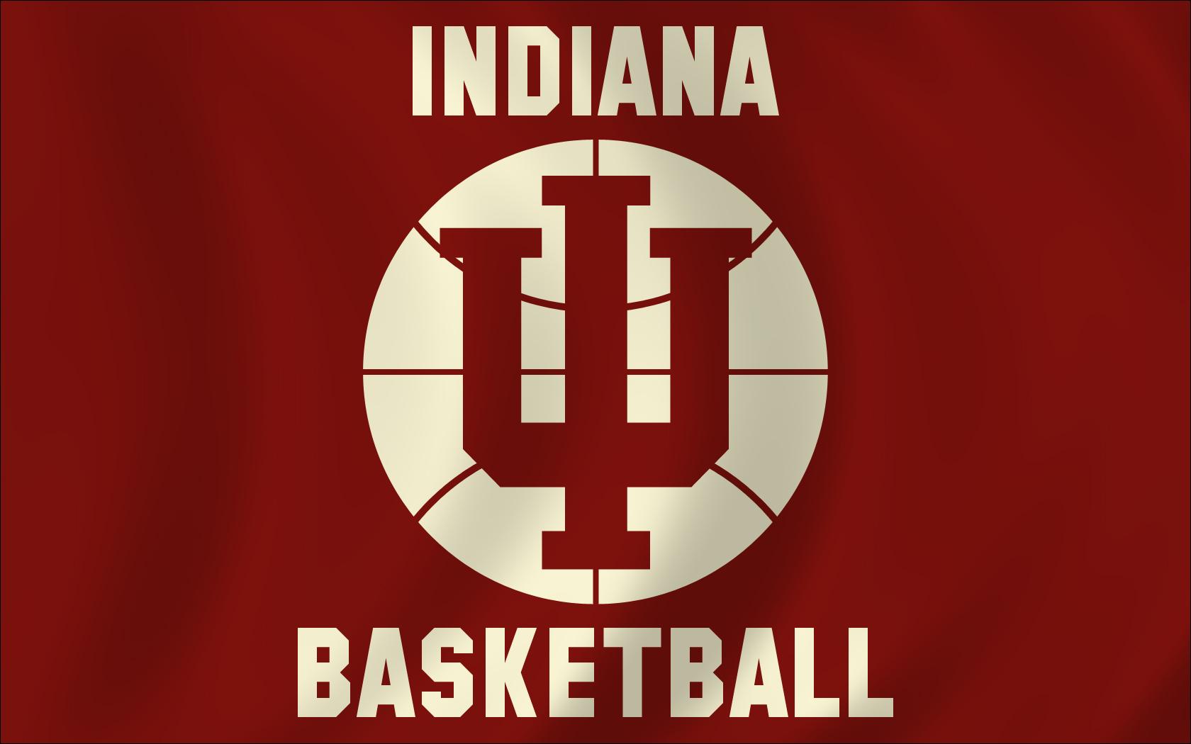 Indiana Basketball Flag by monkeybiziu 1680x1050