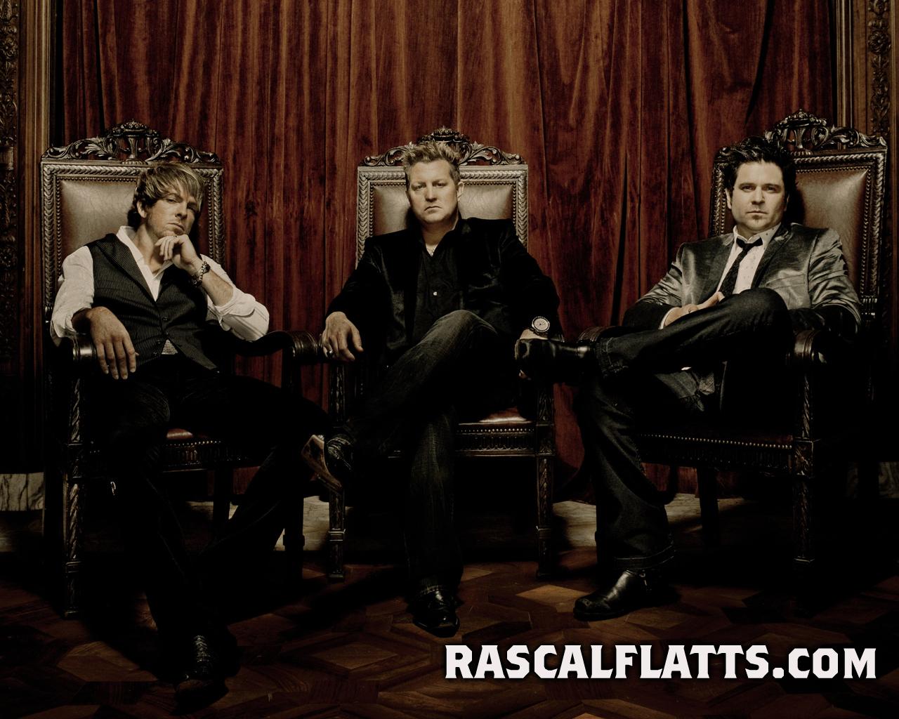 Rascal Flatts Unstoppable wallpaper   Rascal Flatts Wallpaper 1280x1024
