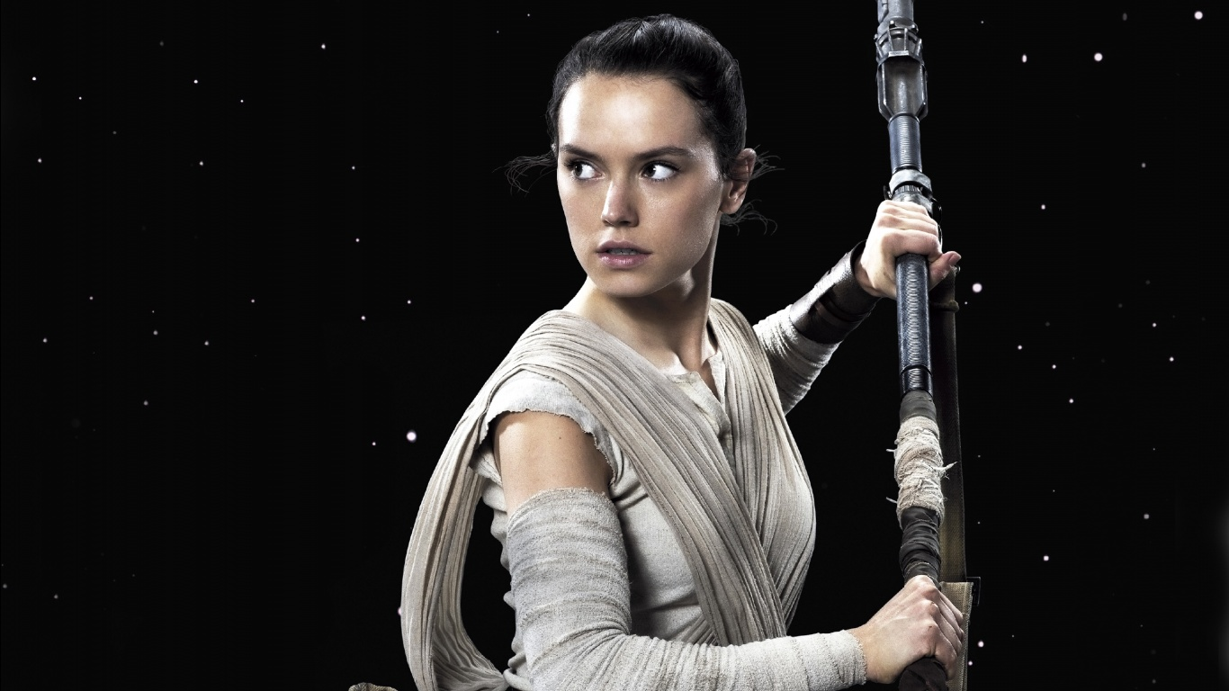 Star Wars The Force Awakens Movie Wallpapers HD and Widescreen Desktop 1366x768