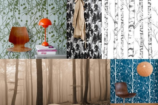 Tree Bomb Wallpaper 58 from Scandi Living Designed by Ferm 600x400