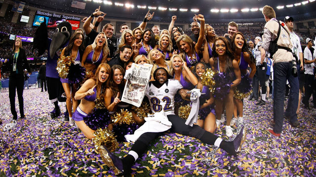 Baltimore Ravens Win Super Bowl XLVII   ABC News 640x360