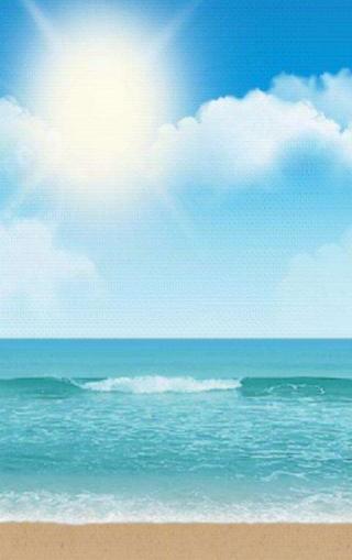 Lovely Beach Live Wallpaper A Dynamic 320x509