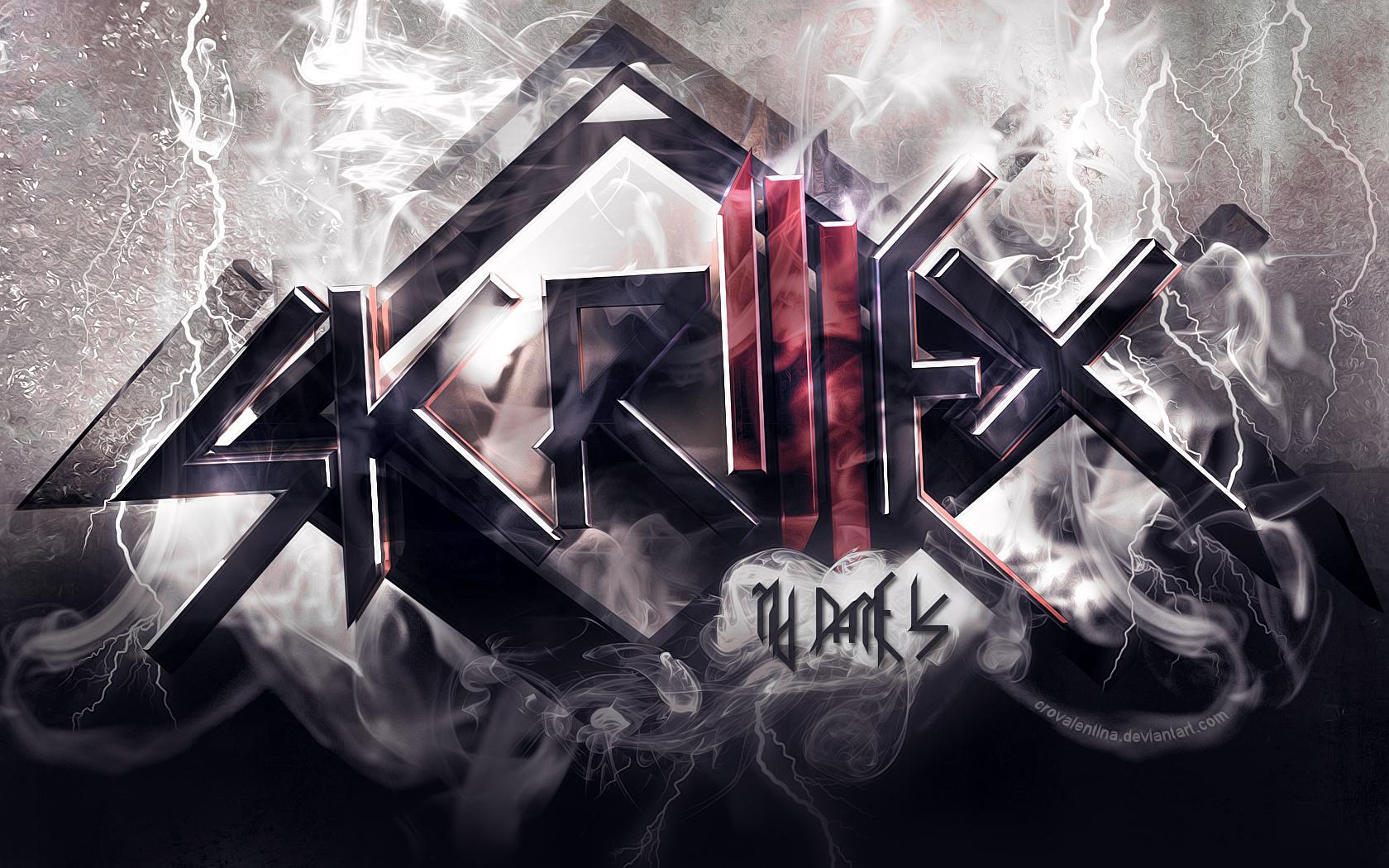 Skrillex My Name Is SKRILLEX 1680x1050