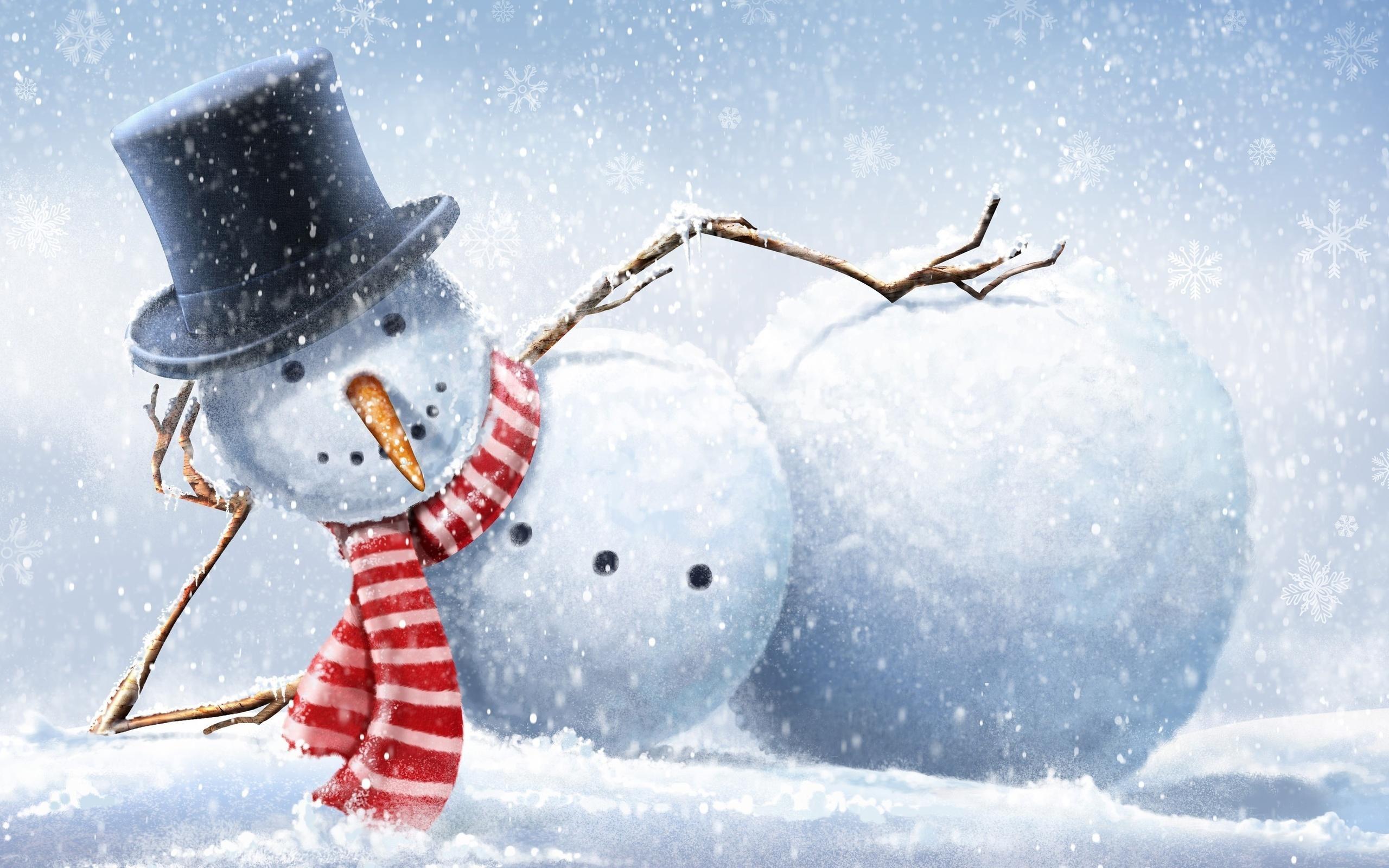 Country Snowman Desktop Wallpaper 41 images 2560x1600
