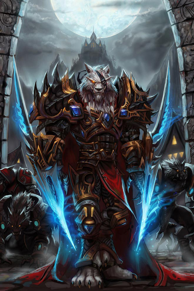 World Of Warcraft IPhone 4s Wallpaper Download IPhone Wallpapers 640x960