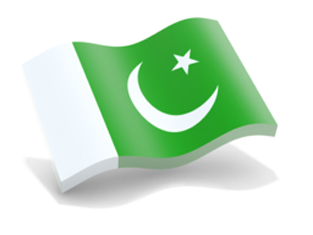 Pakistani Flag Graphics Flying Flag Graphic Wallpaper of Pakistan 1200x900