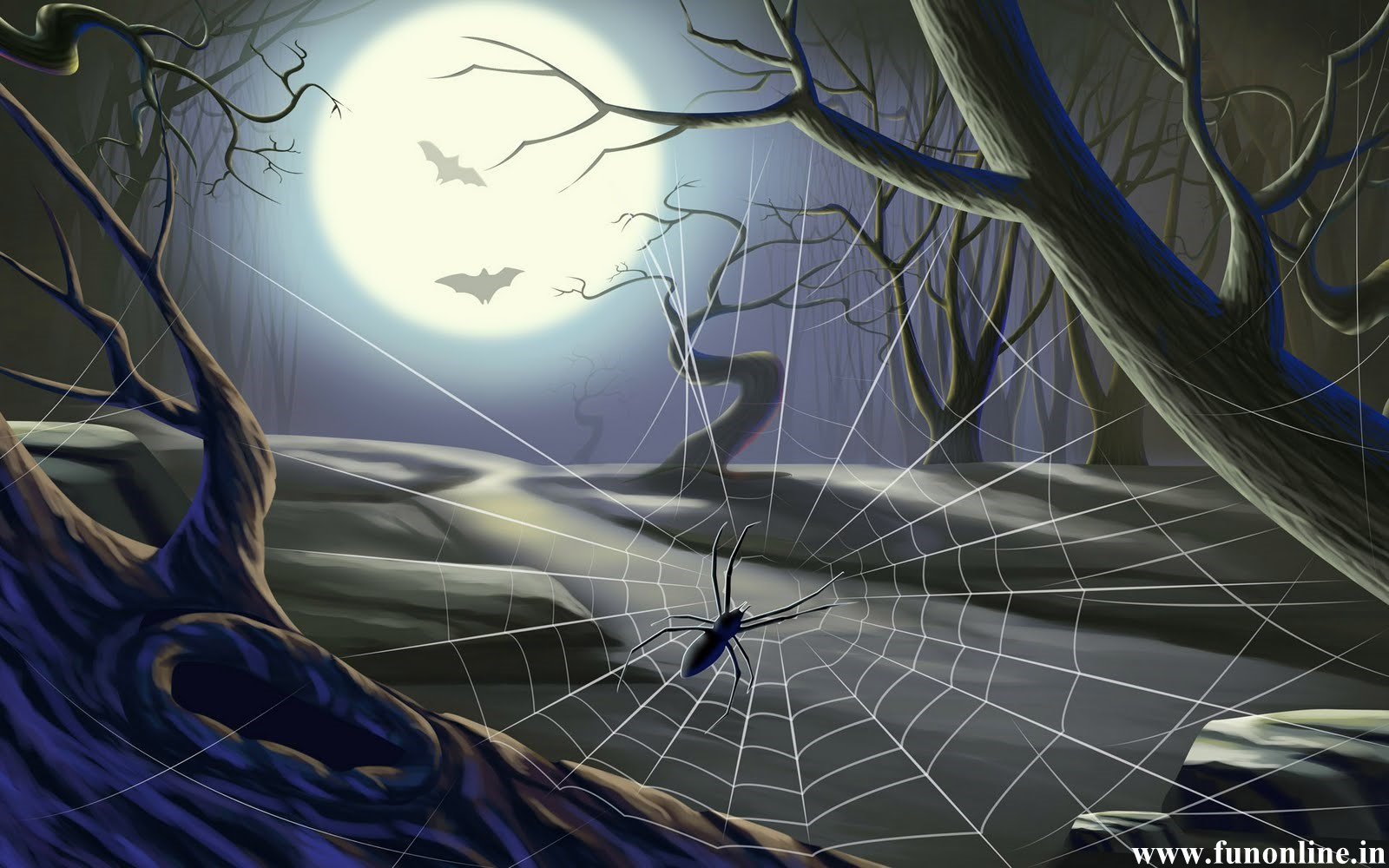 Animated spider wallpaper wallpapersafari - Spider hd images download ...