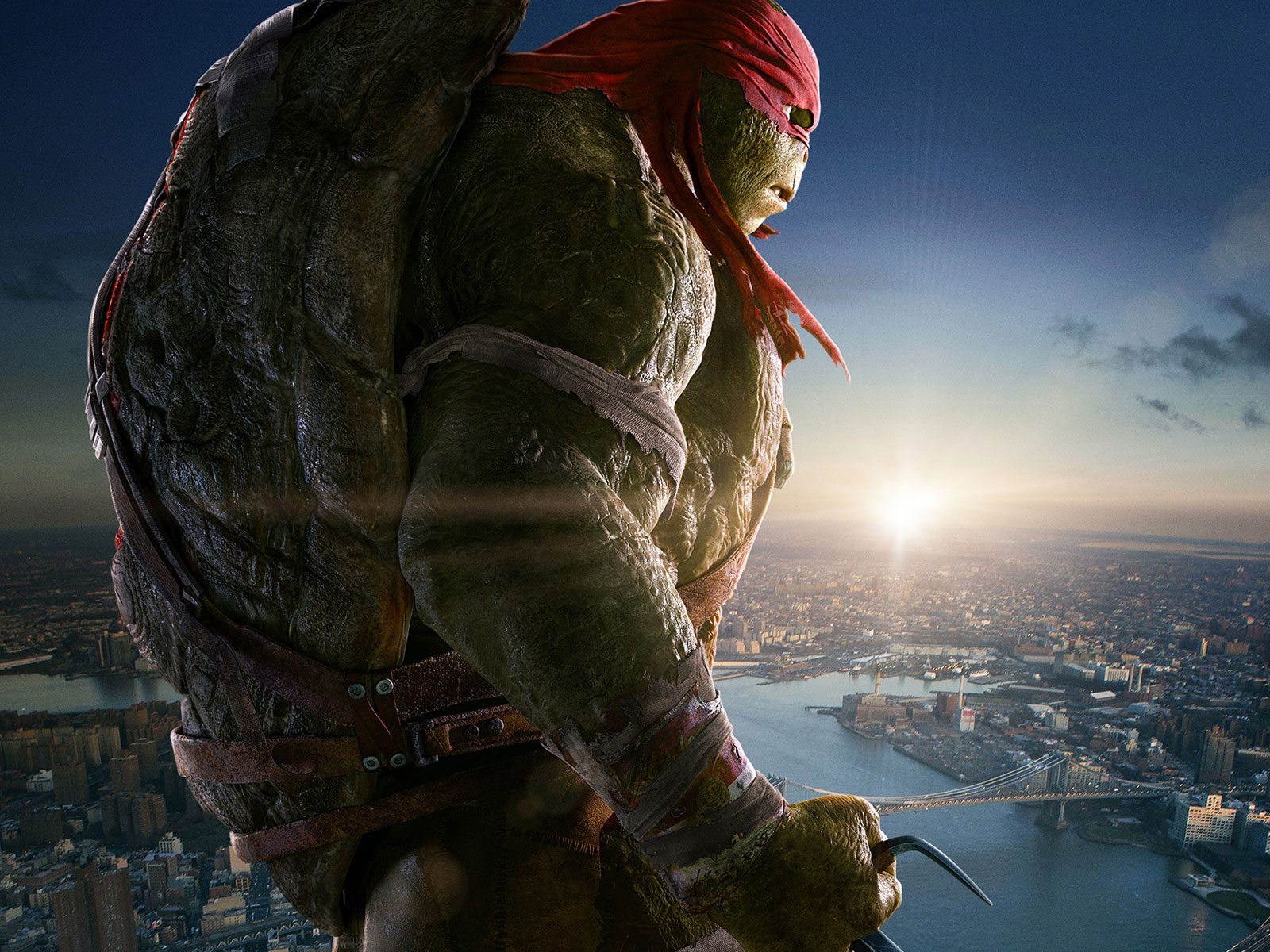 Mutant Ninja Turtles TMNT 2014 HD Desktop iPhone iPad Wallpapers 1600x1200