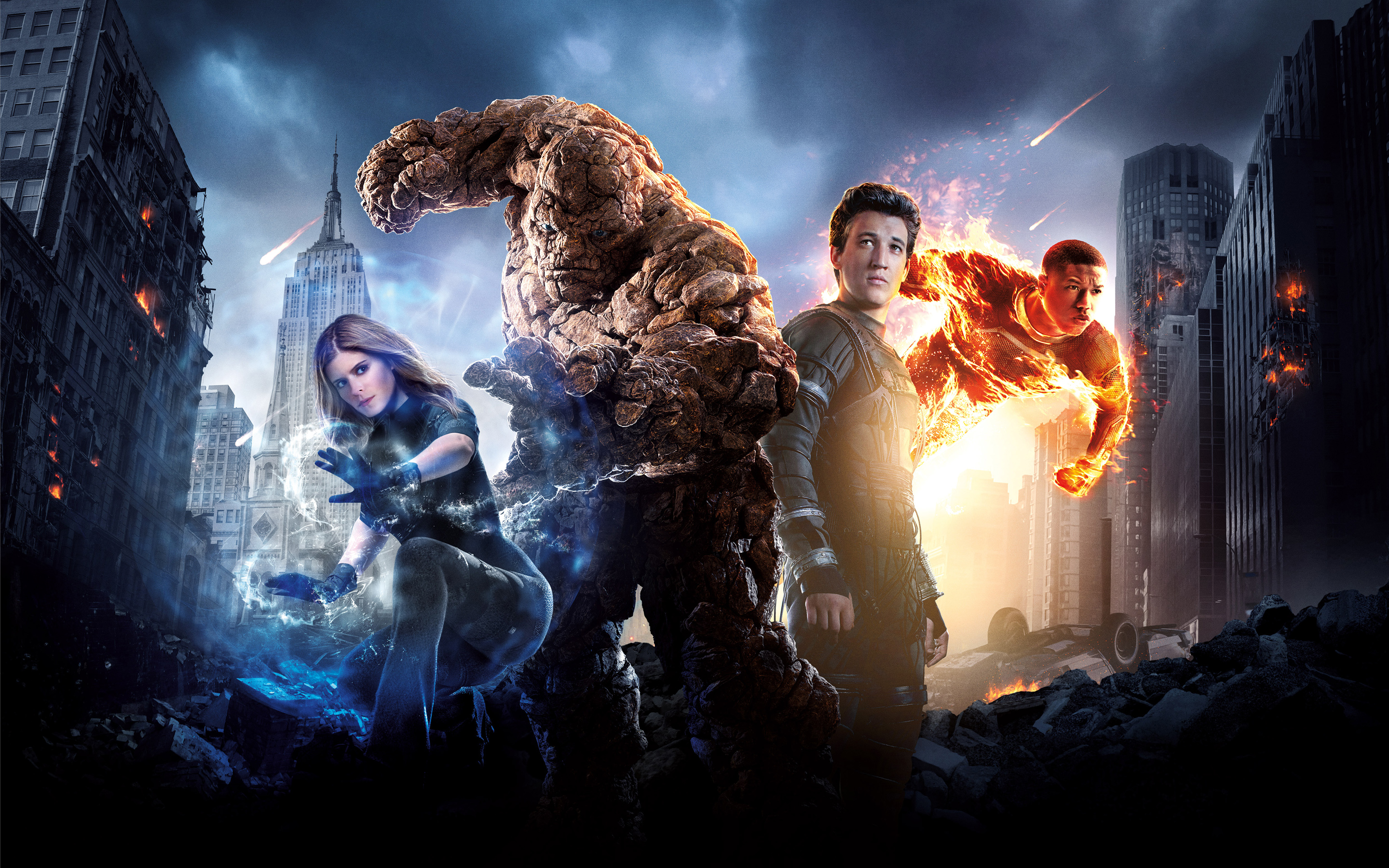 Fantastic Four Wallpapers HD 2880x1800