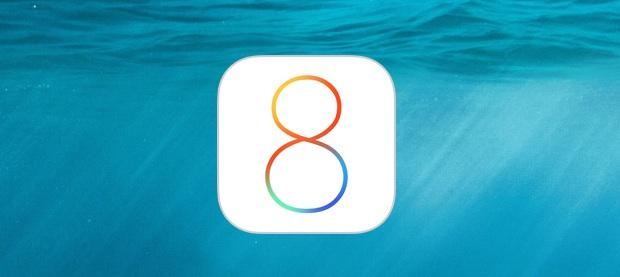 Ios 7 Iphone Wallpaper: IOS 8 Water Wallpaper