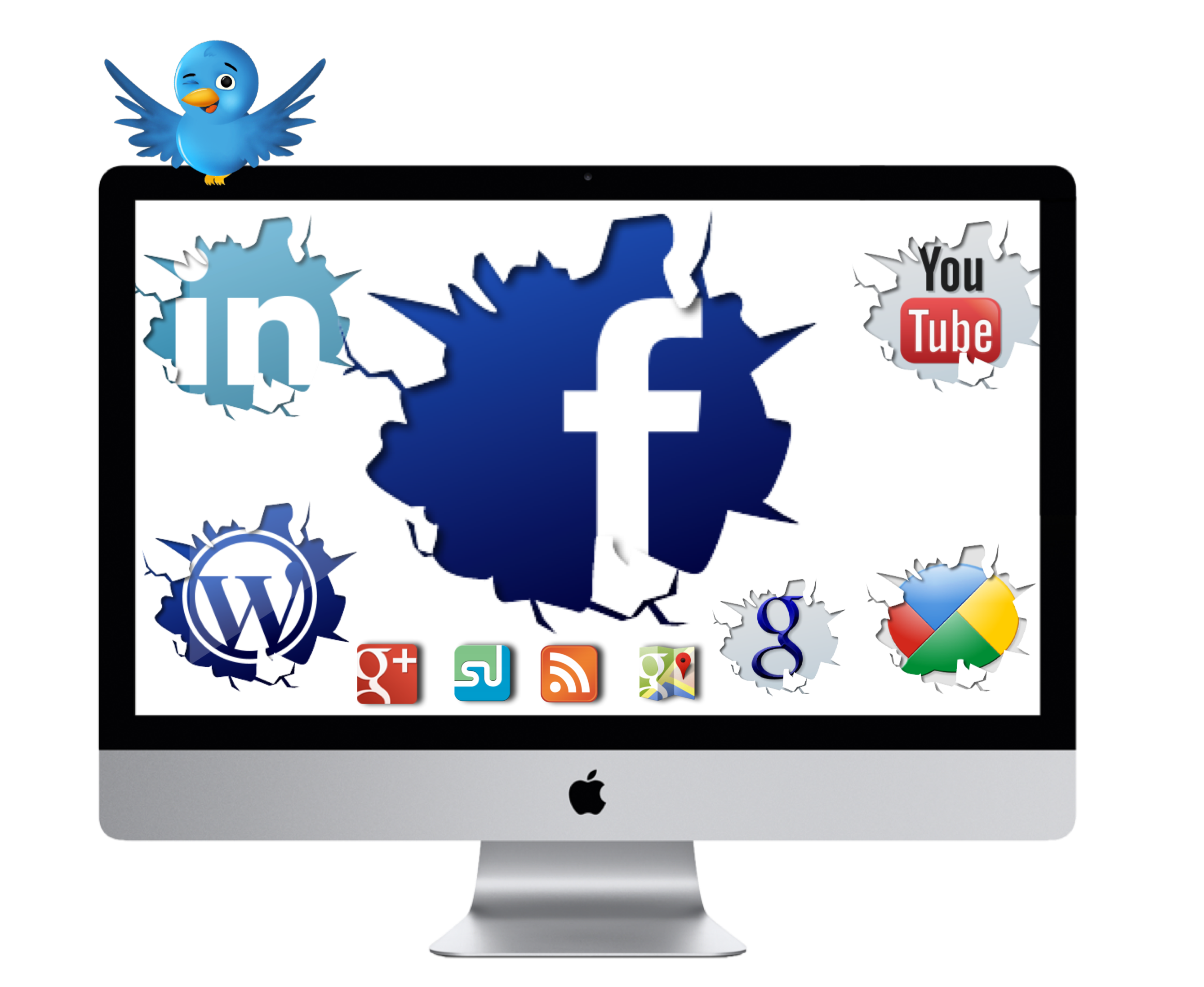 Social Media Mac Apple HD For Wallpapers 3960 Wallpaper 2679x2195