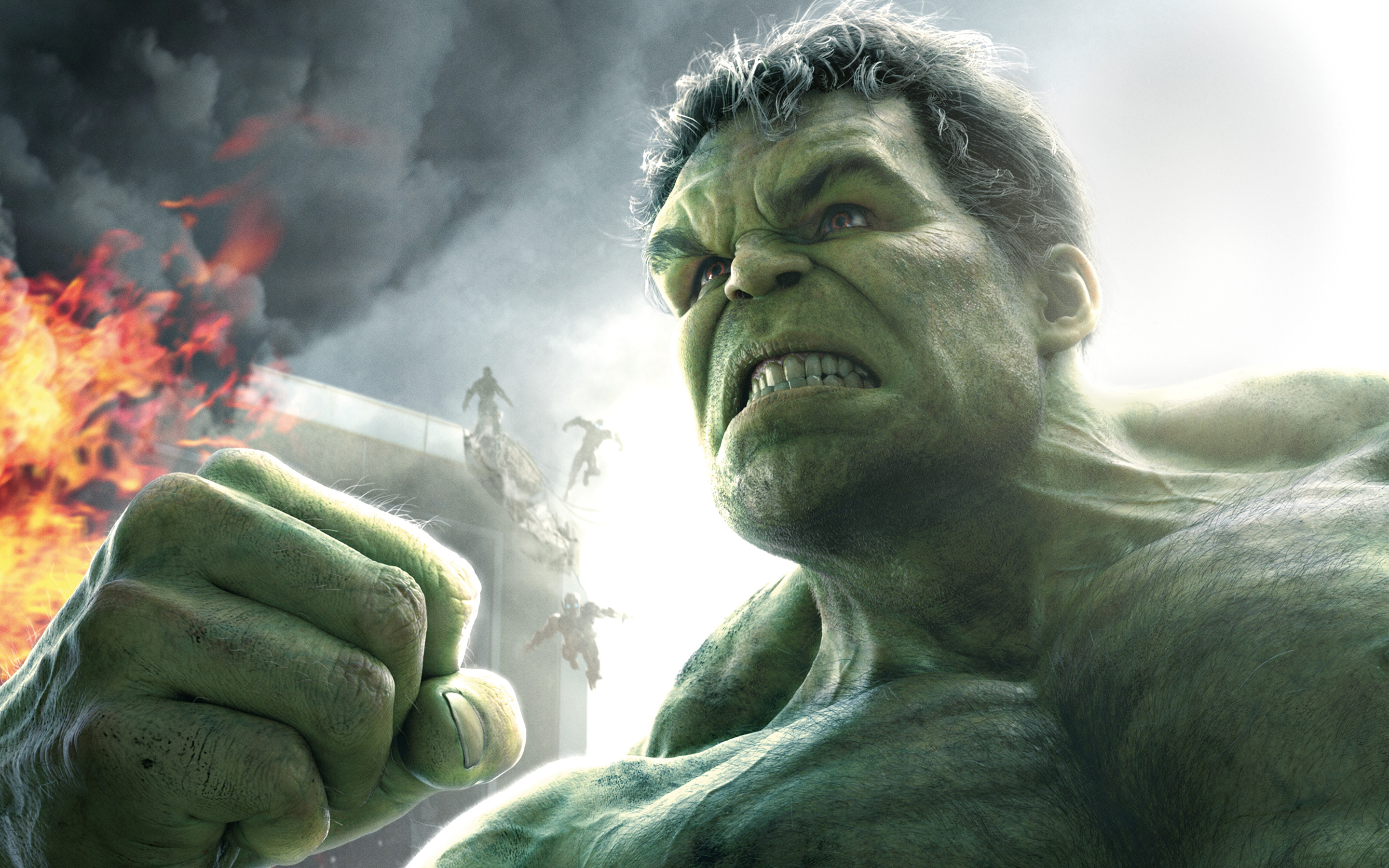 Hulk Avengers Age of Ultron Wallpapers HD Wallpapers 2880x1800