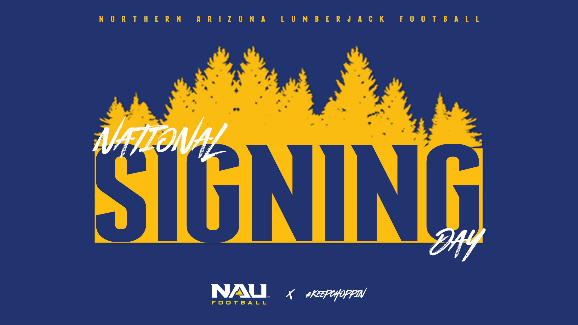 NAU Football Completes 2020 Class with 17 Signees on National 1920x1080