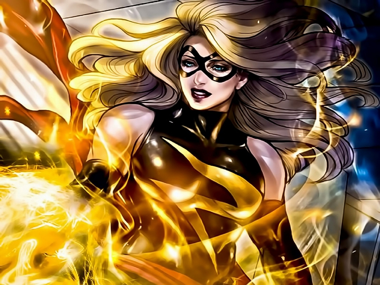 Ms Marvel Computer Wallpapers Desktop Backgrounds 1280x960 ID 1280x960