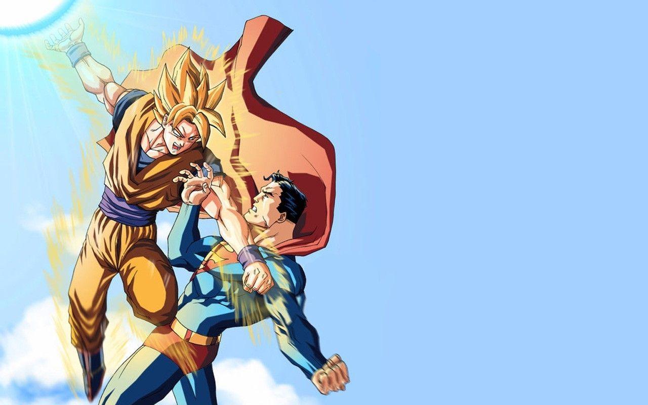 Son Goku Wallpapers 1280x800