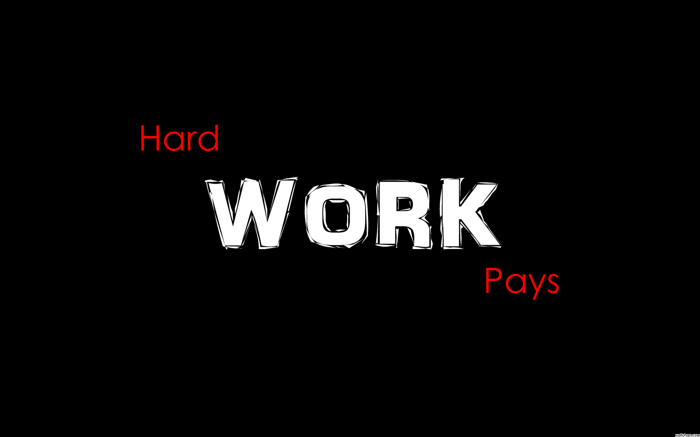 Hard Work Wallpapers 1440x900