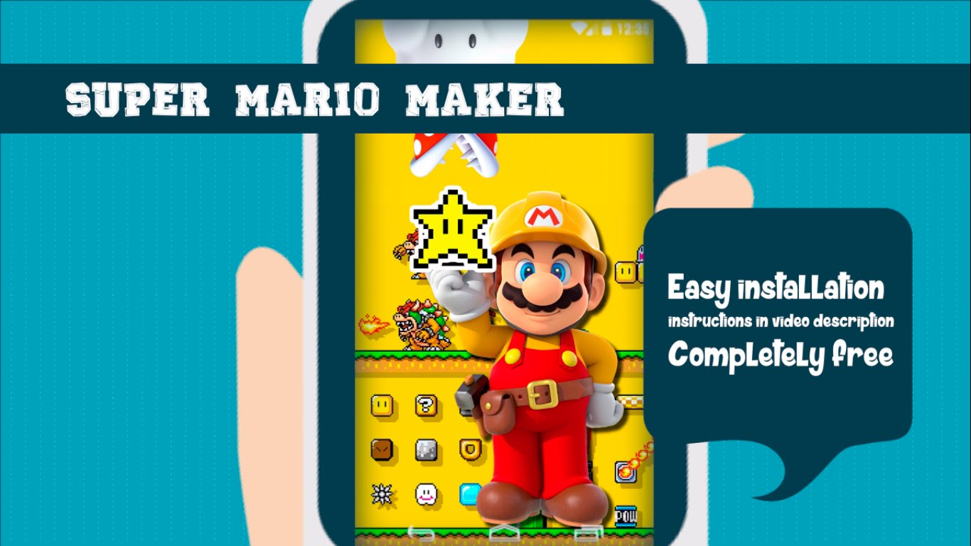 50+] Super Mario Live Wallpaper on WallpaperSafari