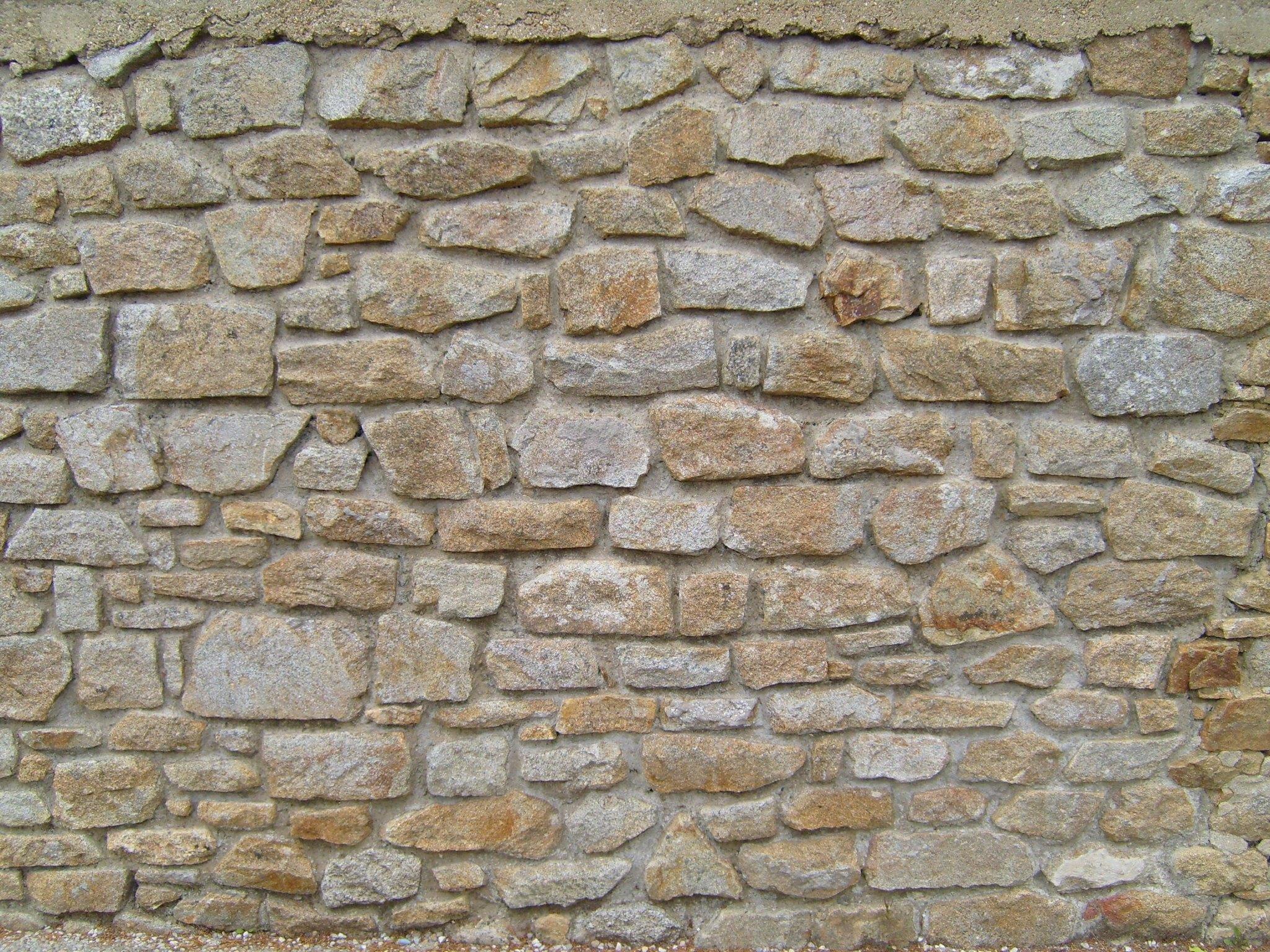 Wallpaper stone wall wallpapersafari for Stone wallpaper