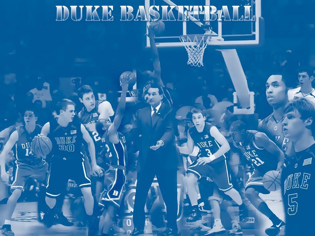 Duke Basketball wallpaper 1010x758