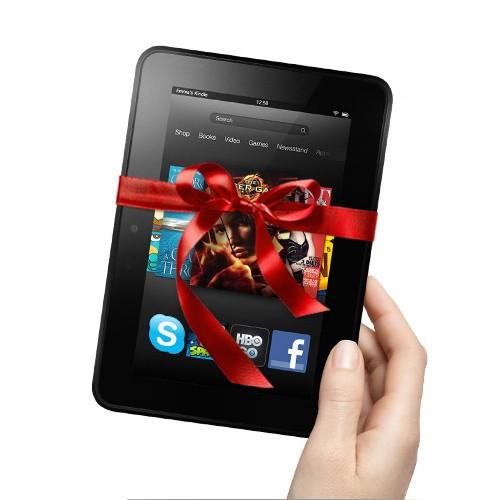 Kindle Fire HDX 7 HDX Display Wi Fi 16 GB   Includes 500x500