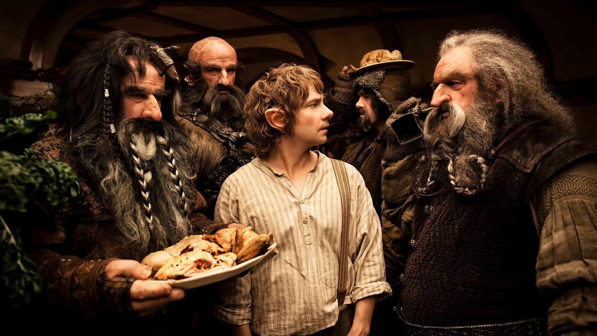 hobbit wallpaper journey unexpected wallpapers freebie 1920x1080