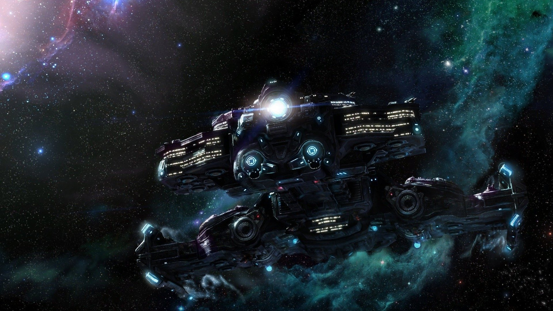 393 Starcraft HD Wallpapers Background Images 1920x1080