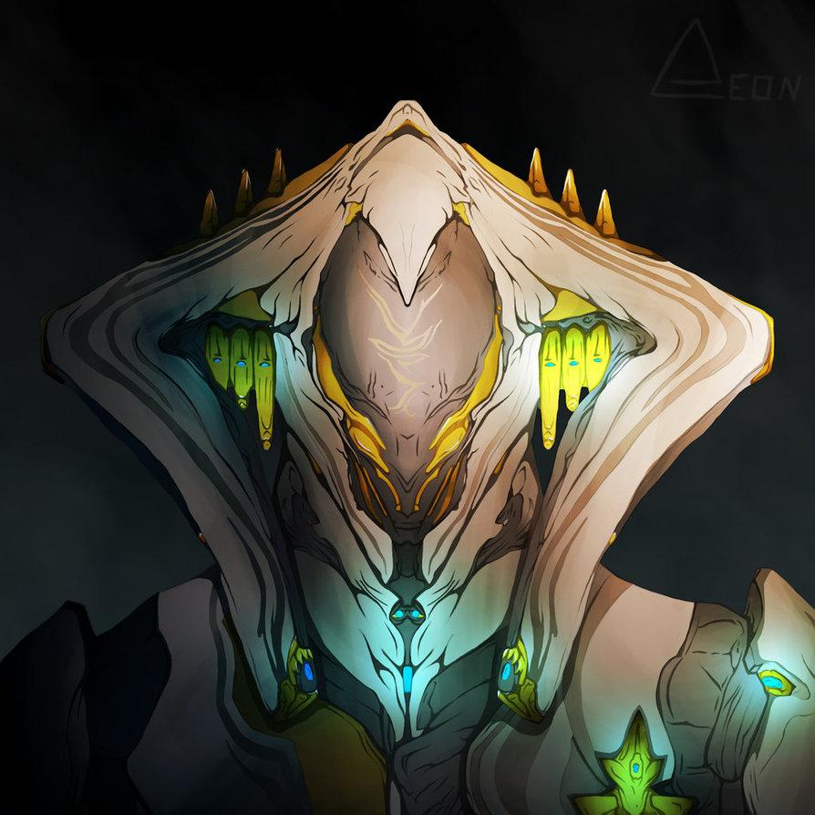 Warframe   Loki Prime by kavinakallu 894x894