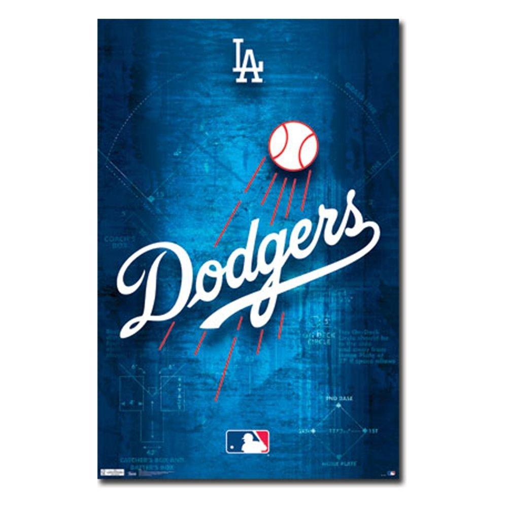 Free Download Los Angeles La Dodgers Logo Images 1001x1001 For
