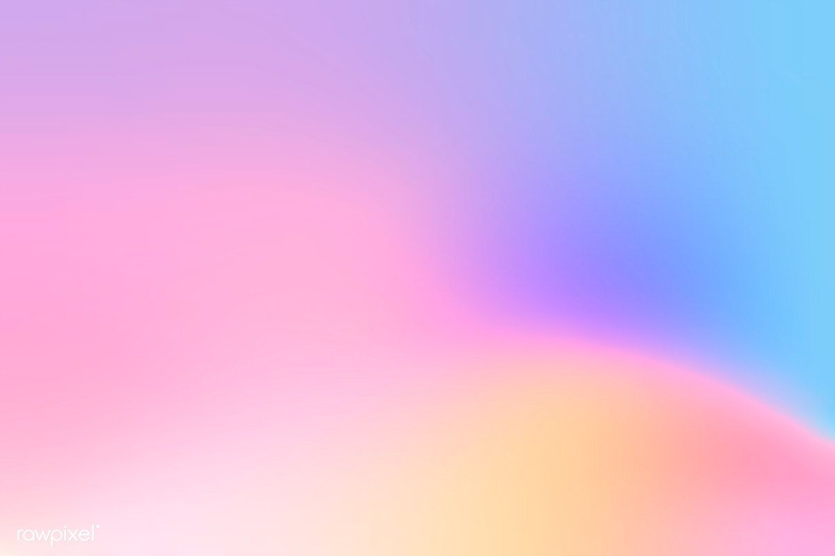 Download premium vector of Colorful holographic gradient 1200x800