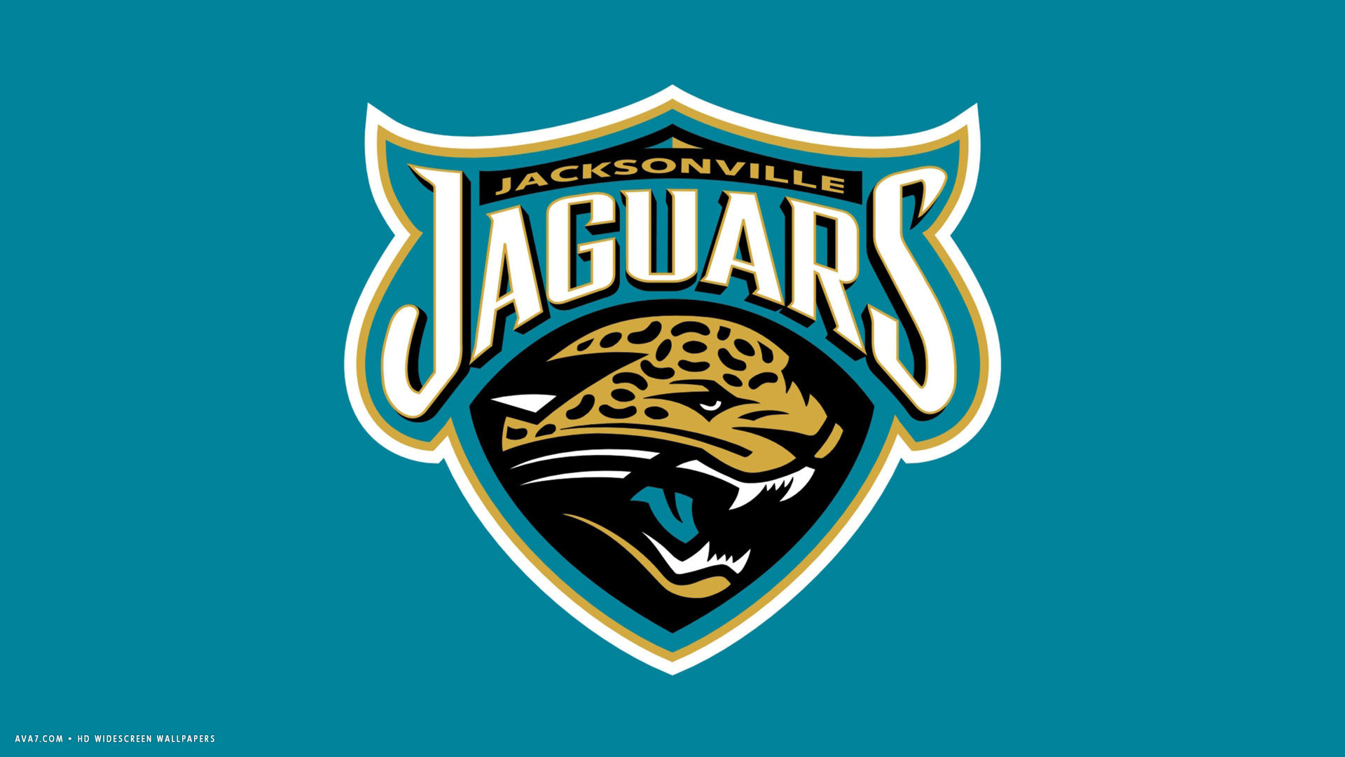 jacksonville jaguars nfl football team hd widescreen wallpaper 1920x1080