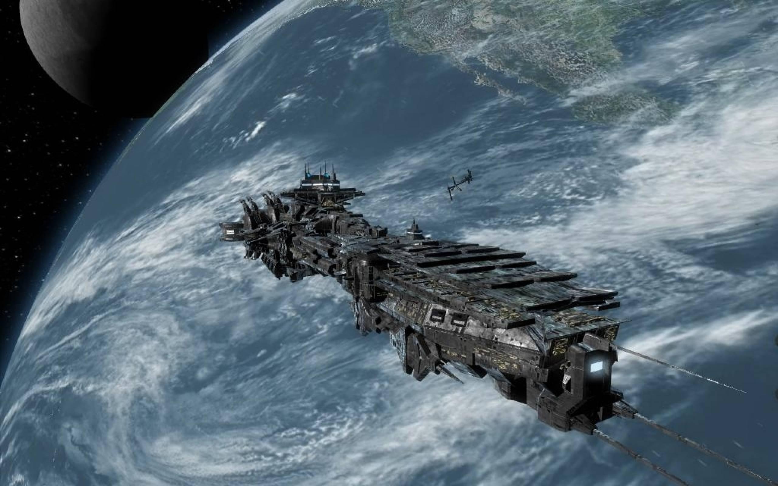 HD Sci Fi Wallpapers 2560x1600
