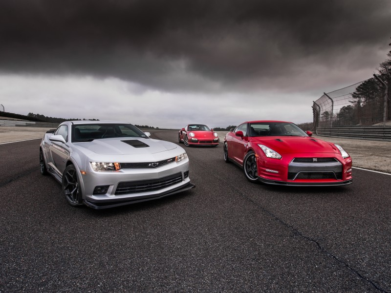 Related Wallpaper for 2015 Camaro Z28 HD Desktop Background 800x600