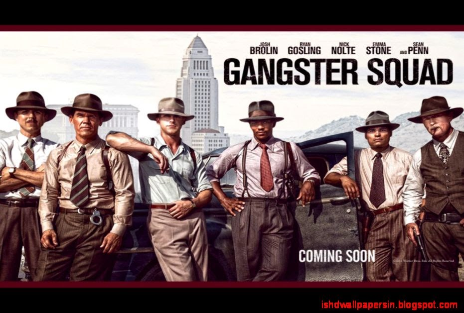 Gangster Squad Wallpaper Hd HD Wallpapers 931x629