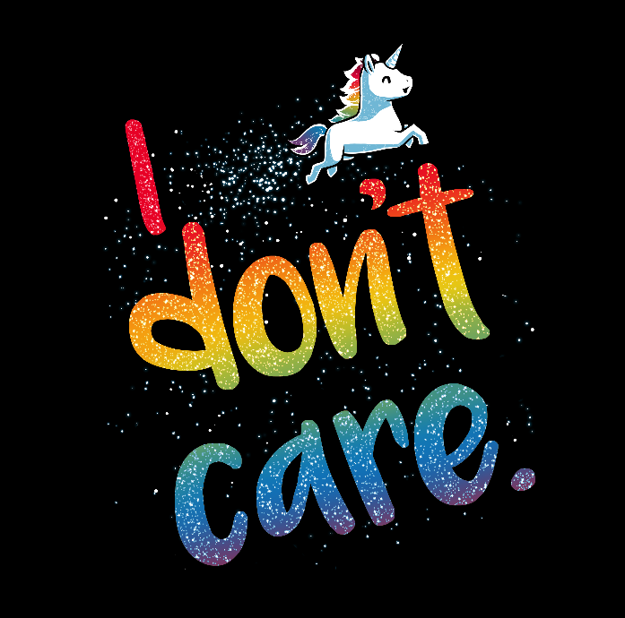 Image result for dont care