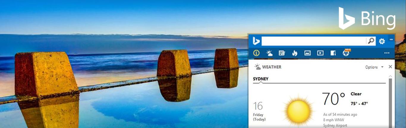 download bing desktop with the bing desktop app you get the daily 1366x432
